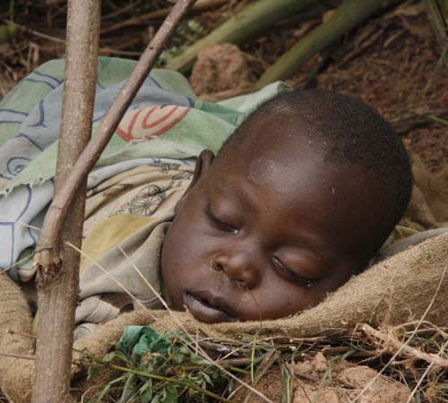 Peaceful Sleep In Rwanda